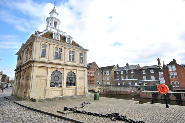 Thumbnail Town house for sale in Purfleet Place, King's Lynn
