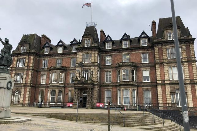 Thumbnail Office for sale in Hanley Town Hall, Albion Street, Stoke-On-Trent