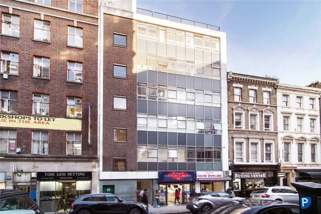 2 bed flat to rent in Hatton Garden, Farringdon, London