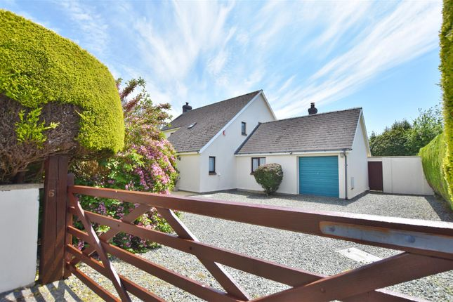 Thumbnail Detached house for sale in Meadow Park, Burton, Milford Haven