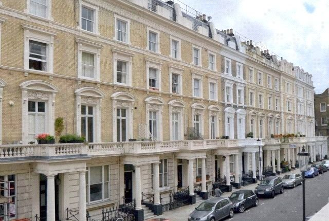 Exterior of Clanricarde Gardens, Notting Hill W2