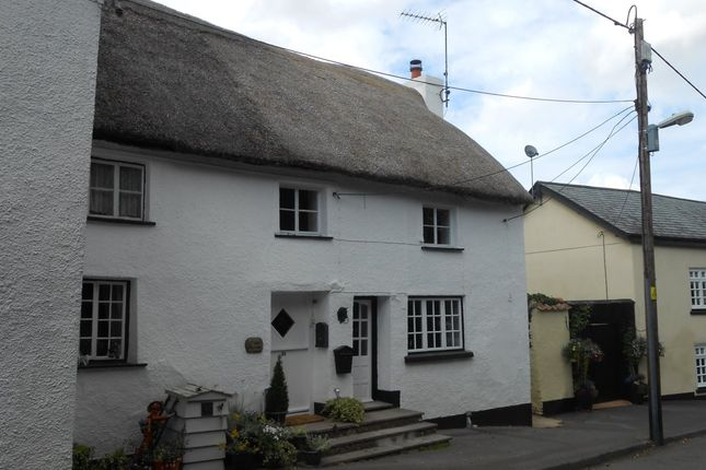 Thumbnail Cottage to rent in North Street, North Tawton