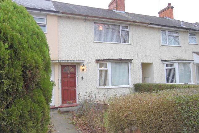 Thumbnail Terraced house for sale in Wold Walk, Billesley, Birmingham
