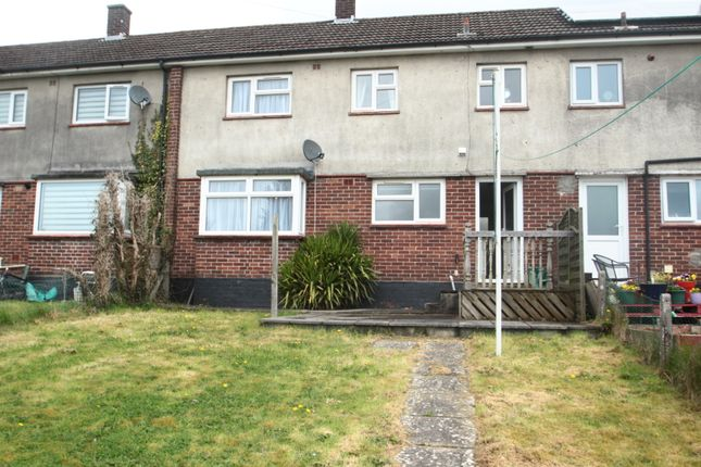 Thumbnail Terraced house to rent in Conrad Road, Plymouth
