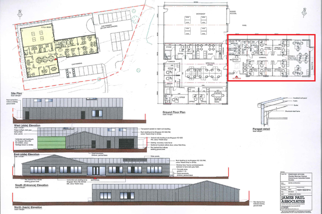 Thumbnail Office to let in Charles Bowman Avenue, Claverhouse Industrial Estate, Dundee