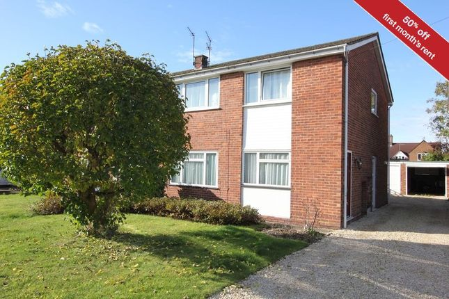 Thumbnail Flat to rent in Fleetwood Close, Chalfont St. Giles
