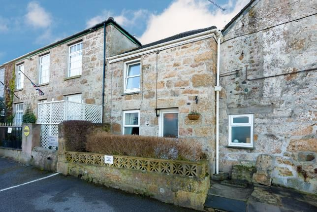 Thumbnail Terraced house for sale in St Ives, Cornwall, England