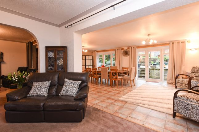 Thumbnail Detached house for sale in Woodcroft Avenue, Tamworth