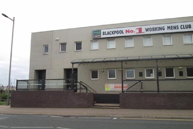 Thumbnail Pub/bar for sale in Bloomfield Road, Blackpool