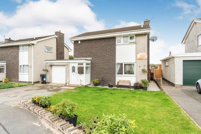 Thumbnail Detached house for sale in Llain Wen, Tynygongl, Benllech, Anglesey