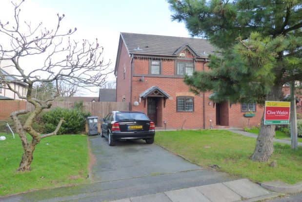 Thumbnail Semi-detached house to rent in Briarswood Close, Rock Ferry, Birkenhead