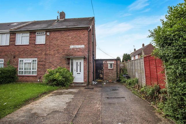 3 bed semi-detached house for sale in Bolingbroke Road, Luton