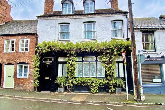 Thumbnail Terraced house for sale in Welch Gate, Bewdley