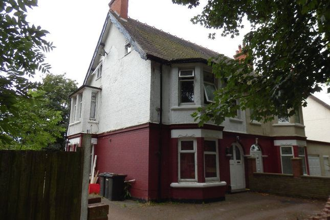 Thumbnail Flat to rent in Hinckley Road, Nuneaton