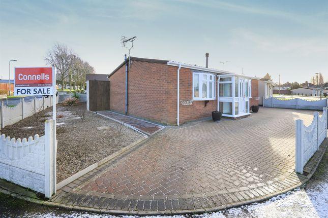 Thumbnail Detached bungalow for sale in Alleston Road, Bushbury, Wolverhampton