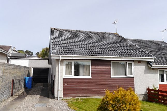 Thumbnail Bungalow for sale in Bayne Drive, Dingwall
