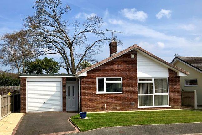 Thumbnail Detached bungalow for sale in Blacksmith Close, Corfe Mullen, Wimborne