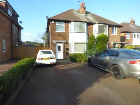 Thumbnail Semi-detached house for sale in Stapleford Lane, Toton, Nottingham