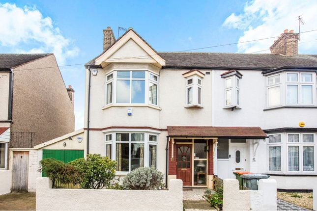 Thumbnail End terrace house for sale in Cotswold Gardens, London
