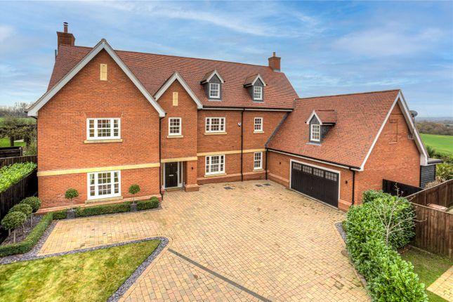 Thumbnail Detached house for sale in Trueloves Grange, Trueloves Lane, Ingatestone, Essex