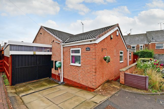 4 bed detached bungalow for sale in Haxby Close, Sheffield S13