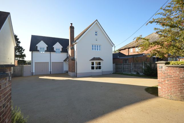 Thumbnail Detached house for sale in Malting Green Road, Layer-De-La-Haye, Colchester