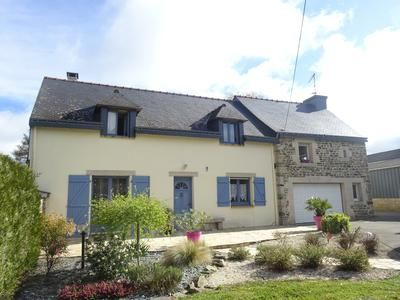 Property for sale in Mohon, Morbihan, France