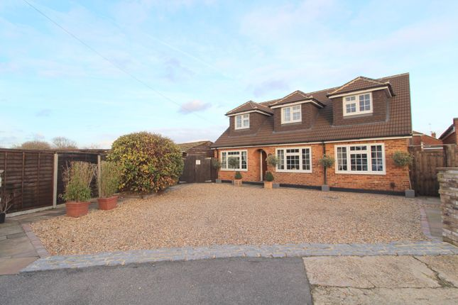 Thumbnail Detached house for sale in Beaumont Drive, Ashford, Surrey