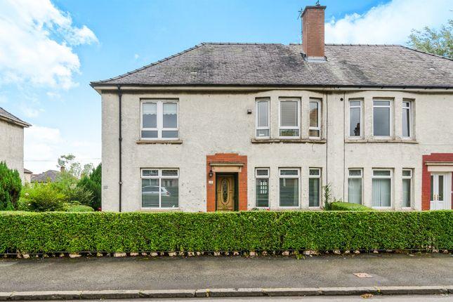 Thumbnail Flat for sale in Hillhouse Street, Springburn, Glasgow