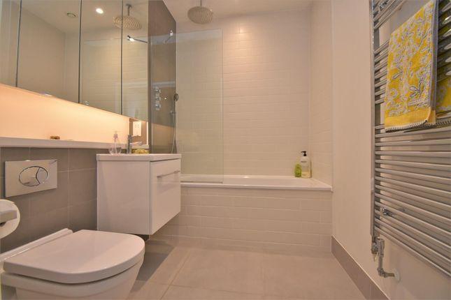Bathroom of The Boiler House, Material Walk, Hayes UB3