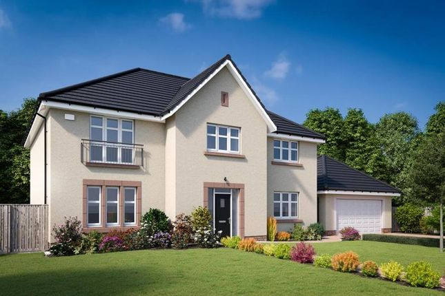 "Thumbnail Detached house for sale in ""The Macrae"" at Edinburgh Road, Belhaven, Dunbar"