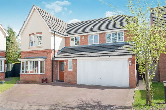 Thumbnail Detached house for sale in West View Court, Sutton Coldfield