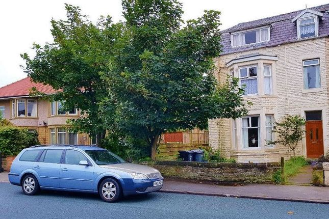 Thumbnail Flat for sale in Heysham Road, Heysham, Morecambe