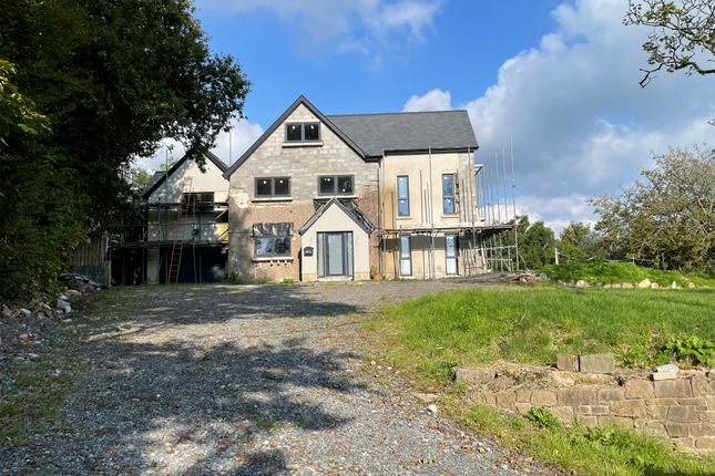 5 bed detached house for sale in Church Road, Gorslas, Llanelli SA14