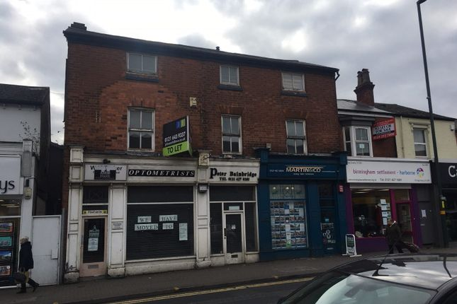 Thumbnail Office to let in High Street, Harborne, Birmingham