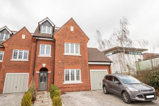 Thumbnail Town house for sale in Covey Court, Basingstoke