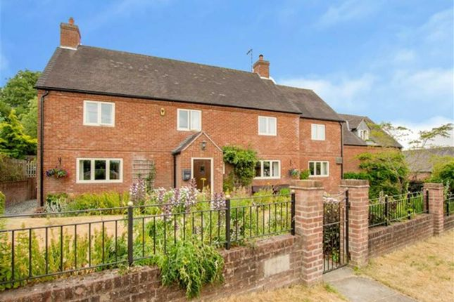 Thumbnail Country house for sale in Church Lane, Mugginton, Ashbourne, Derbyshire