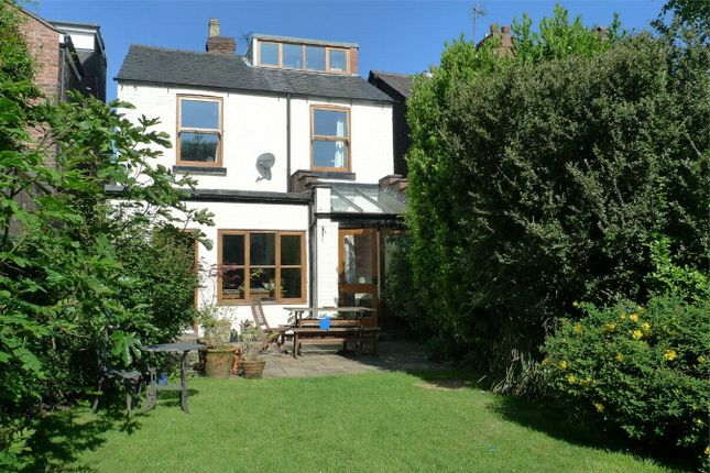 Thumbnail Detached house for sale in Oxford Road, Macclesfield, Cheshire