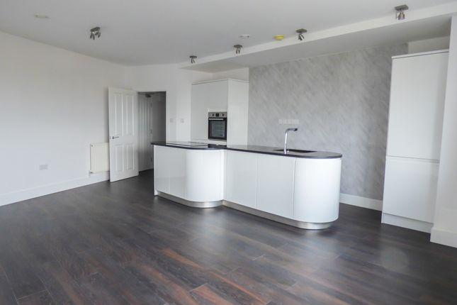 Thumbnail Flat for sale in Flat 8, 45 New Road, Gravesend