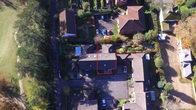 Thumbnail Mews house for sale in Park Lane, Salisbury