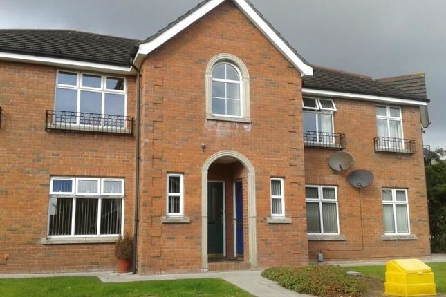 Thumbnail Flat to rent in Downview Drive, Belfast