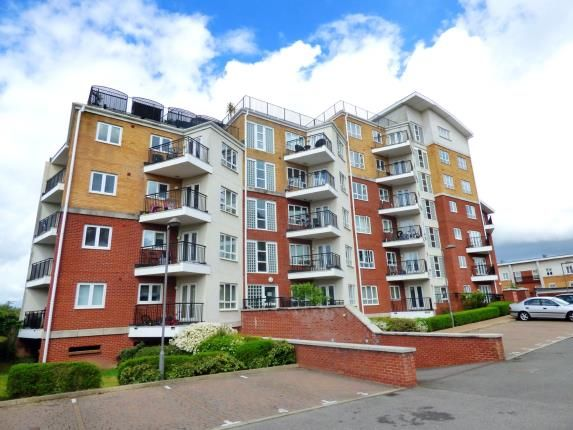 Front of Omega Court, The Gateway, Watford, Hertfordshire WD18