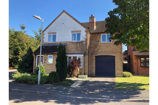 Detached house for sale in Water Wheel Close, Gloucester