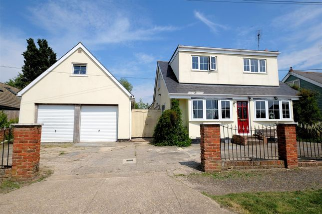 Thumbnail Detached house for sale in Florence Avenue, Seasalter, Whitstable