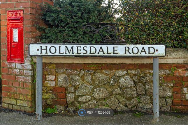 Thumbnail Flat to rent in Holmesdale Road, Sevenoaks