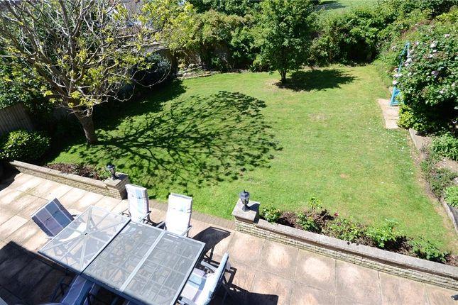 View Of Garden of Bennetts Rise, Aldershot, Hampshire GU11