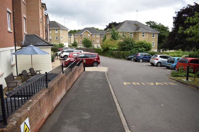 External of Albion Place, Northampton NN1