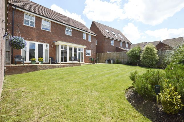 Thumbnail Detached house for sale in Withies Way, Midsomer Norton, Radstock, Somerset