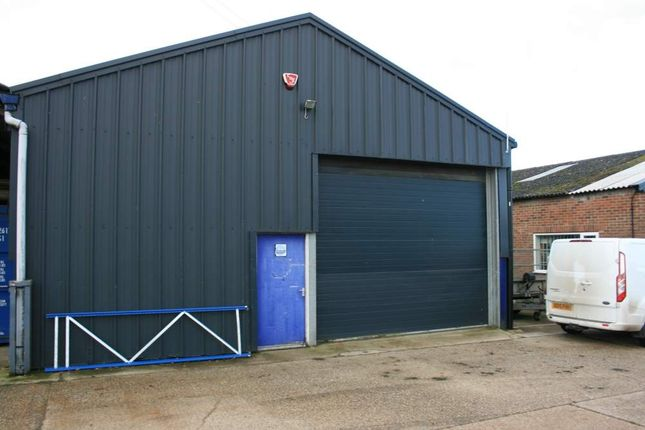 Warehouse to let in The Old Granary, Hartley Business Park, Alton, Hampshire