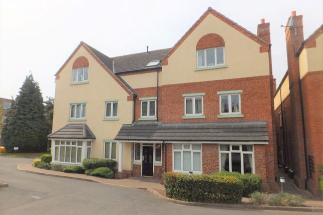 Thumbnail Flat for sale in 377 Lichfield Road, Four Oaks, Sutton Coldfield